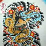 Flash Art - Village Tattoo Romeo MI - Garth Hixon (10)