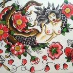 Flash Art - Village Tattoo Romeo MI - Garth Hixon (2)