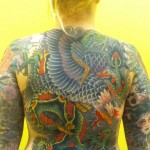 Tattoo Back Piece Village Tattoo Romeo Garth Hixon