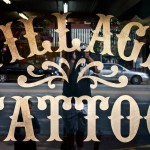 Village Tattoo Romeo Shop Window